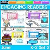 Reading Comprehension: Engaging Readers: JUNE SET TWO