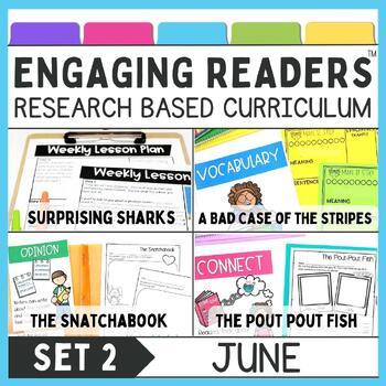Guiding Readers: JUNE SET TWO NO PREP ELA Unit for K-1