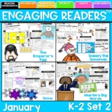 Reading Comprehension: Engaging Readers January SET TWO
