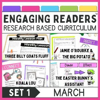 Reading Comprehension: Guiding Readers MARCH NO PREP ELA Unit for K-1