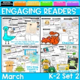 Reading Comprehension:Engaging Readers MARCH SET TWO NO PREP