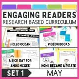 Reading Comprehension: Engaging Readers May