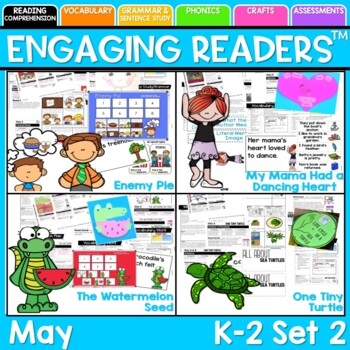 Reading Comprehension: Engaging Readers: MAY SET TWO