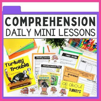 Reading Comprehension: Guiding Readers November