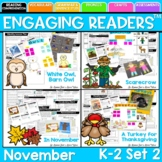 Reading Comprehension: Engaging Readers November SET TWO