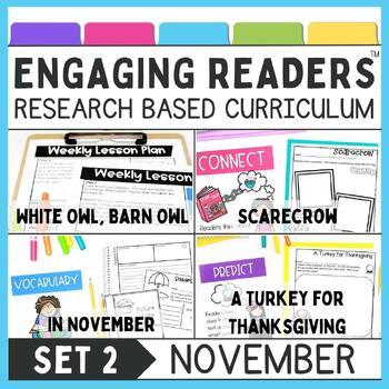 Reading Comprehension: Engaging Readers November SET TWO