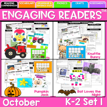 Reading Comprehension: Guiding Readers October