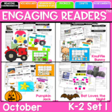 Reading Comprehension: Engaging Readers October