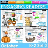 Reading Comprehension: Engaging Readers October SET TWO
