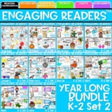 Reading Comprehension: Engaging Readers: SET TWO YEAR LONG BUNDLE