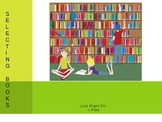 Guiding Students to Choose a 'Right Fit' Book- Tips for Teachers