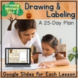 Guiding Writers: Drawing and Labeling (A K Writing Unit)