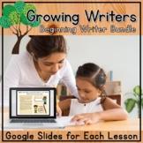 Guiding Writers:  Beginning Writer Bundle (Kindergarten)