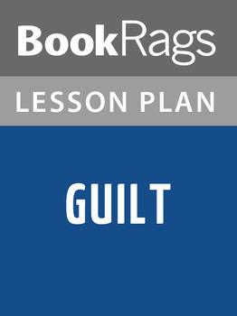 Guilt Lesson Plans