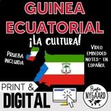Guinea Ecuatorial - Culture - video embedded notes (en español)