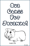 Guinea Pig Class Pet Journal