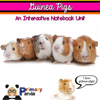 Guinea Pig Interactive Notebook Unit