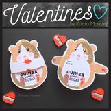 Guinea Pig Valentine Treat Hugger
