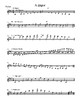 Guitar - 3 octave scales - 6 sharps and flats - Sheet music