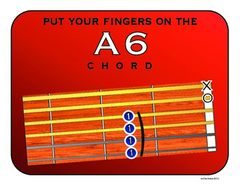 Guitar Chord Pack