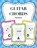 Guitar Chords - Chevron
