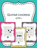 Guitar Chords - Dots