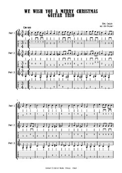 Christmas Music: Six Guitar Ensembles