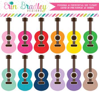 Guitar Clipart Graphics, Music Clipart