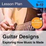 Guitar Designs—Exploring How Music Is Made