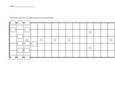 Guitar Fretboard Fill-in-the-blank