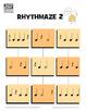 Guitar Game Activity: Rhythmaze - Rhythm Drills