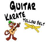 Guitar Lessons - Guitar Karate Chords, Lesson 2, Yellow Belt