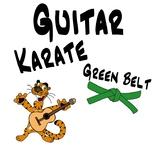Guitar Lessons - Guitar Karate Chords, Lesson 4, Green Belt
