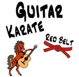 Guitar Lessons - Guitar Karate Chords, Lesson 7, Red Belt