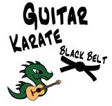 Guitar Lessons - Guitar Karate Chords, Lesson 9, Black Belt