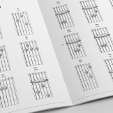 Guitar Learning Kit: Basic Chords and Scales eBook [Englis