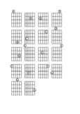Guitar Note Symbols for Sibelius