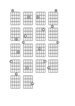 Guitar Note Symbols for Sibelius