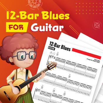 Guitar Sheet Music: 12-Bar Blues