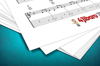 Guitar Sheet Music: Rock of Ages (Hymn)