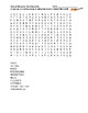 Guitar Terms Word Search #1