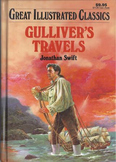 Gulliver's Travels  (Illustrated Classic Version)