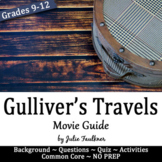 Gulliver's Travels Movie Viewing Pack