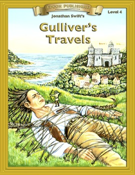 Gulliver's Travels RL4-5 ePub with Audio Narration
