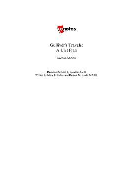 Gulliver's Travels Unit Lesson Plan