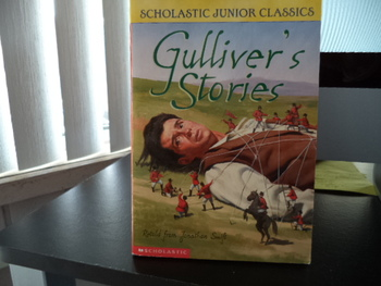 Gulliver's Stories ISBN 0-439-23620-7