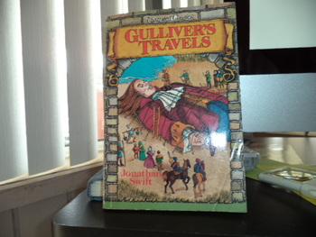 Gulliver's Travels  ISBN 1-56156-143-6