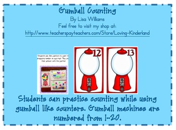 Gum Ball Counting