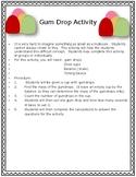 Gum Drop Activity Molecules High School Chemistry