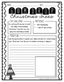 Gum Drop Christmas Trees - A Holiday STEM Challenge